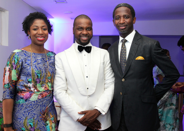 Kola and  Eyitope Oyeneyin  and Adebola Williams