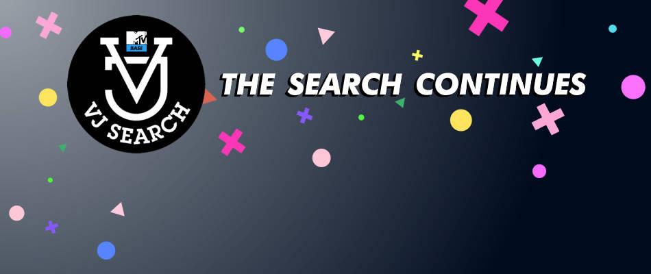 MTV BASE VJ SEARCH
