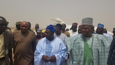 Obasanjo In Borno 2