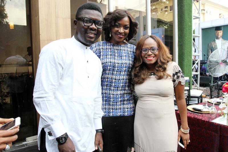 Seyi Law, Kate Henshaw, Funke Bucknor-Obruthe