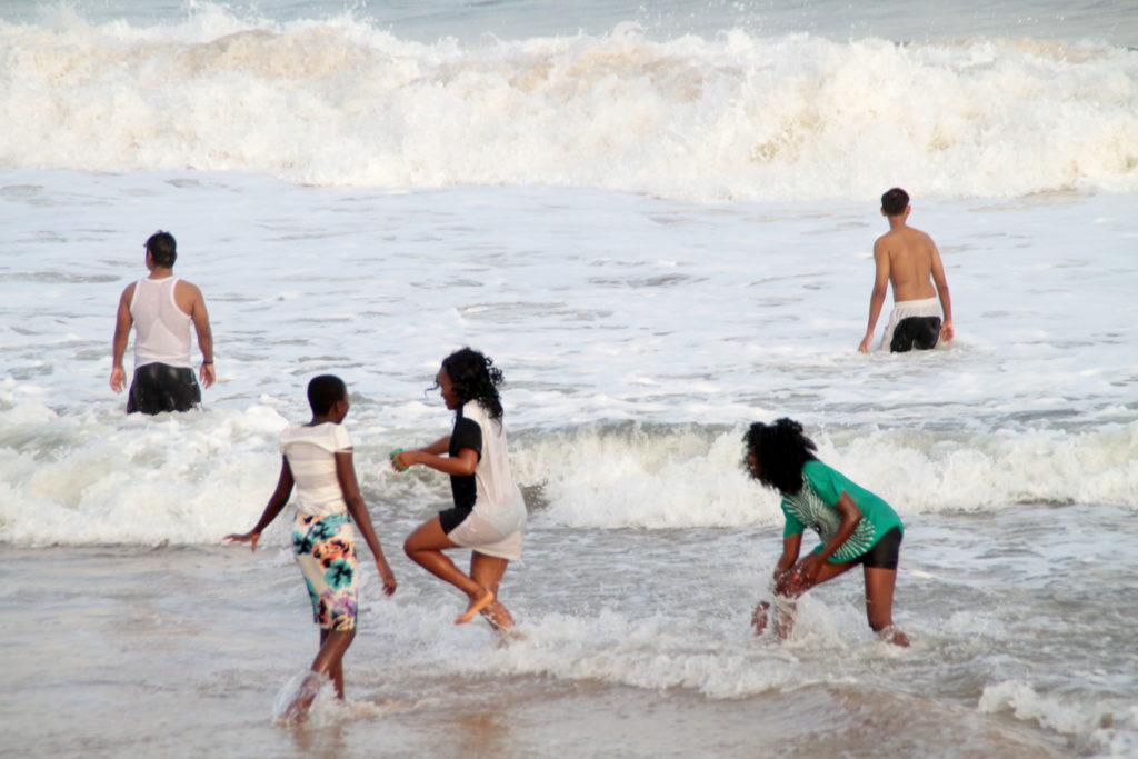 new lekki beach ,